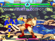 X Men Vs Street Fighter (CPS2)