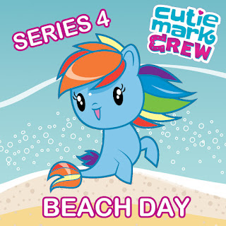 Beach Day to be the Series 4 Cutie Mark Crew Blind Bags Theme