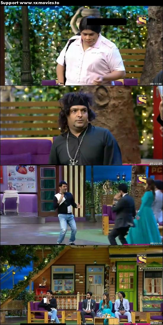 The Kapil Sharma Show 12 August 2017 HDTV 480p 200mb