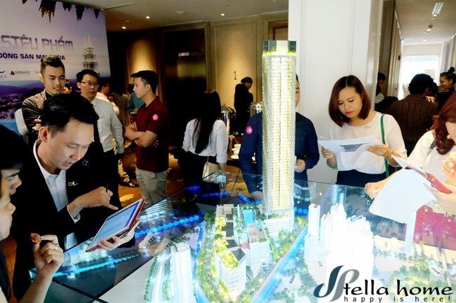Malaysia giới thiệu căn hộ cao cấp cho khách hàng Việt Nam