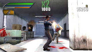 Dead to Rights - Reckoning PSP Games