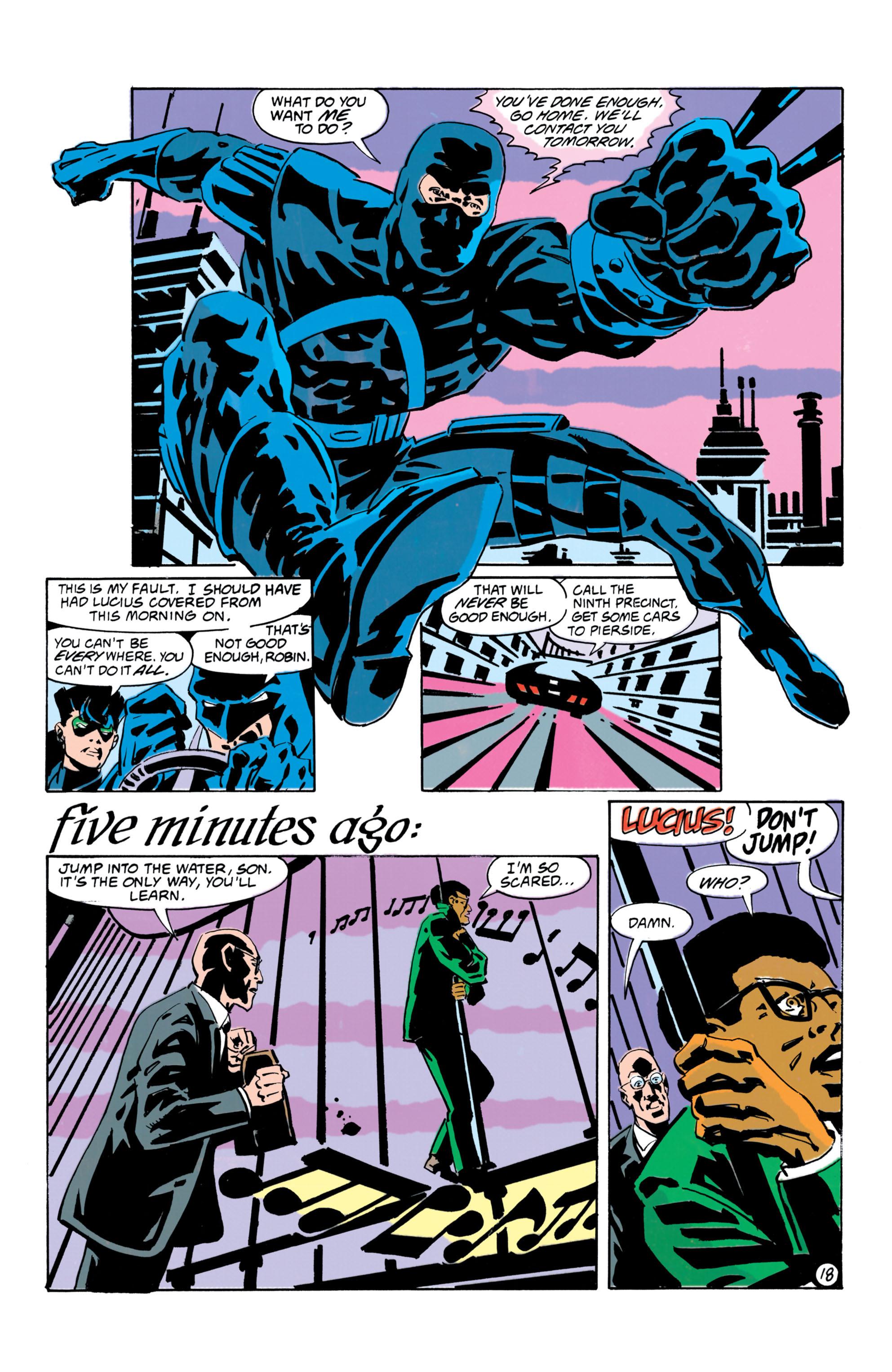 Detective Comics (1937) 658 Page 17