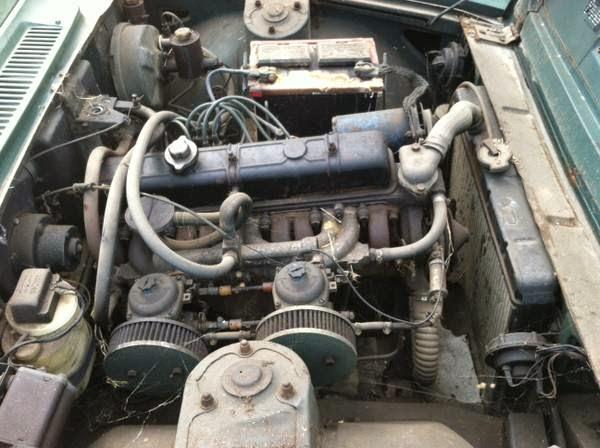 1966 Triumph 2000 Mk1 Project Auto Restorationice