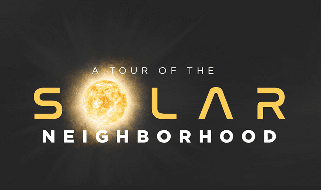 A Tour Of The Solar Neighborhood