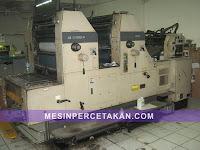mesin percetakan Hashimoto