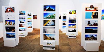 """Tunisio Alves Filho - proiectul """"365 de zile"""""""