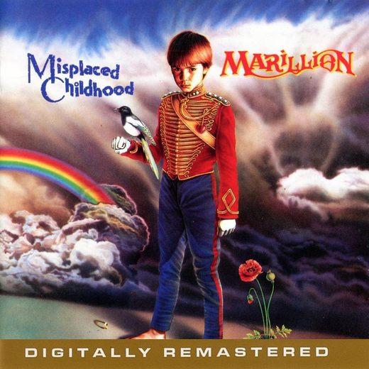 MARILLION - Misplaced Childhood [Deluxe Edition remastered 2017] full