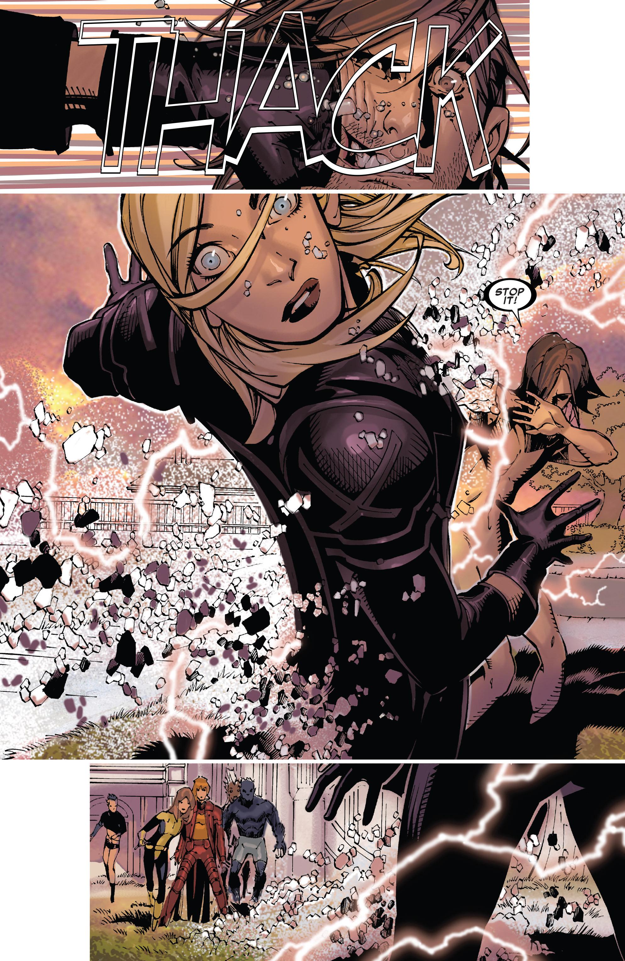 Read online Uncanny X-Men (2013) comic -  Issue #30 - 16