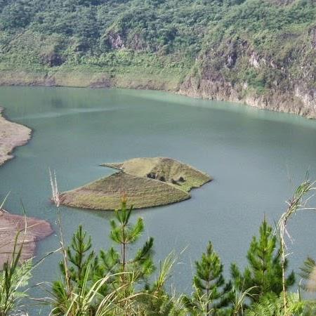 Danau Kawah Gunung Galunggung