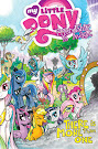 My Little Pony Paperback #5 Comic Cover A Variant