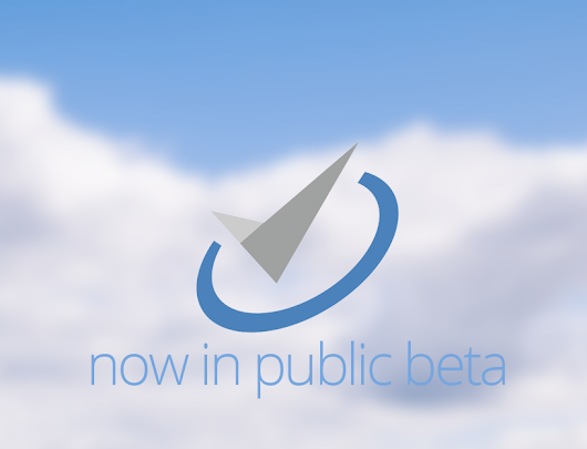 We've Launched our Public Beta!