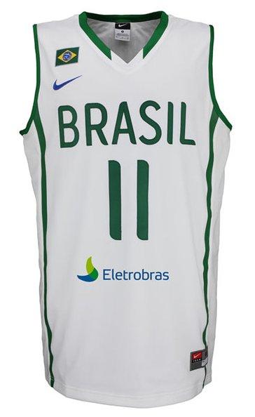 Basquete masculino volta às Olimpiadas - Show de Camisas 671c10042afd4