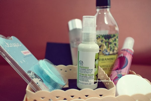 Serum Rambut The Body Shop