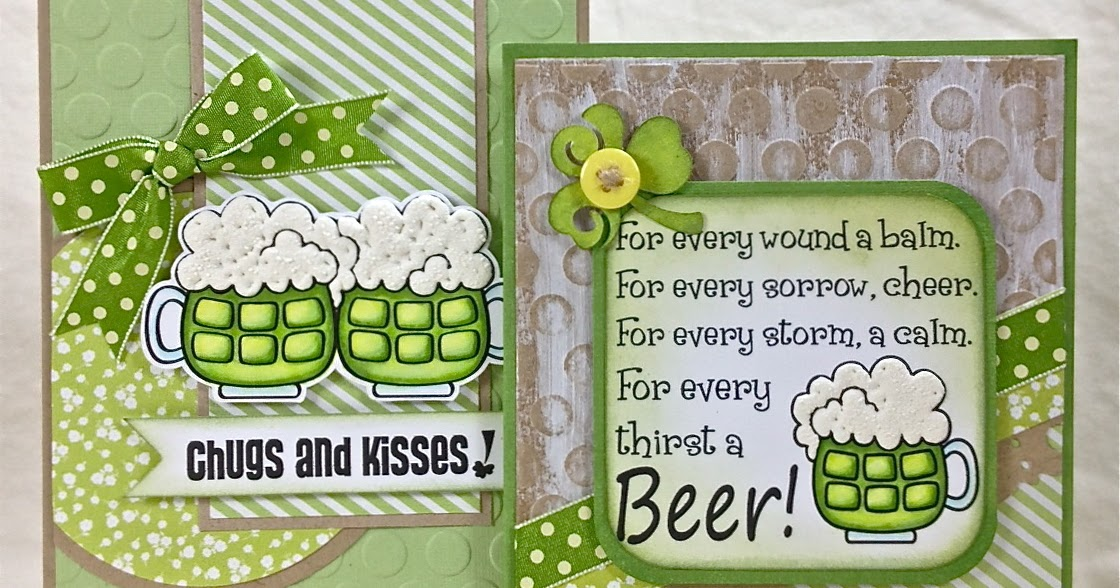 The Memory Keeper S Daughter Quotes: Whimsie Doodles Digital Stamps: Chugs & Kisses & Irish