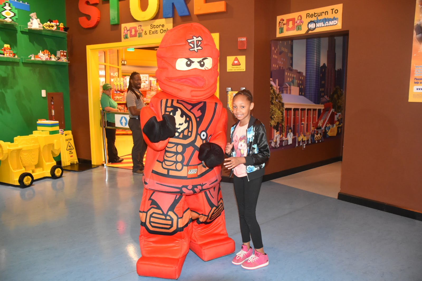 LEGO NINJAGO Days at LEGOLAND Discovery Center Atlanta  via  www.productreviewmom.com