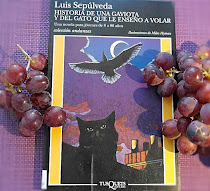 Luis Sepúlveda - The Story of a Seagull and the Cat who Taught Her to fly ****