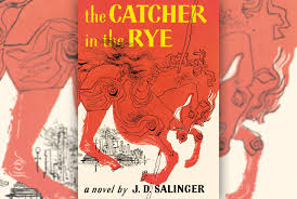Book with Joko- Cather in The Rye