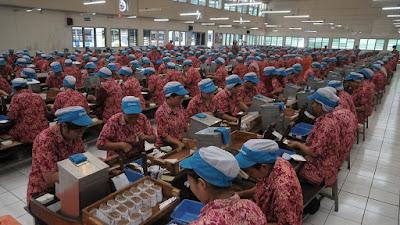 Lowongan Kerja Jobs : OPERATOR BOILER, Driver Kanvas, JUNIOR TOBACCO  FLAVORIST Min SMA SMK D3 S1 Pabrik Rokok Putra Mandiri Membutuhkan Tenaga Baru Besar-Besaran Seluruh Indonesia