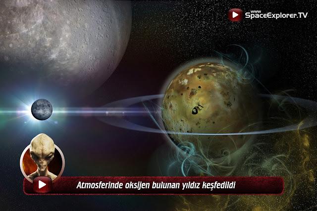 Yıldızlar, oksijen, beyaz cüce, Science dergisi,
