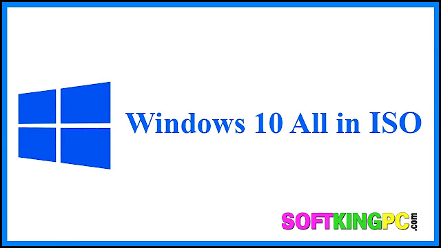 Windows 10 Pro All in One ISO Full Version Download