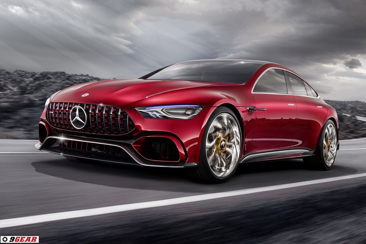 mercedes amg gt concept mercedes amg presents hybrid show car car reviews new car pictures. Black Bedroom Furniture Sets. Home Design Ideas