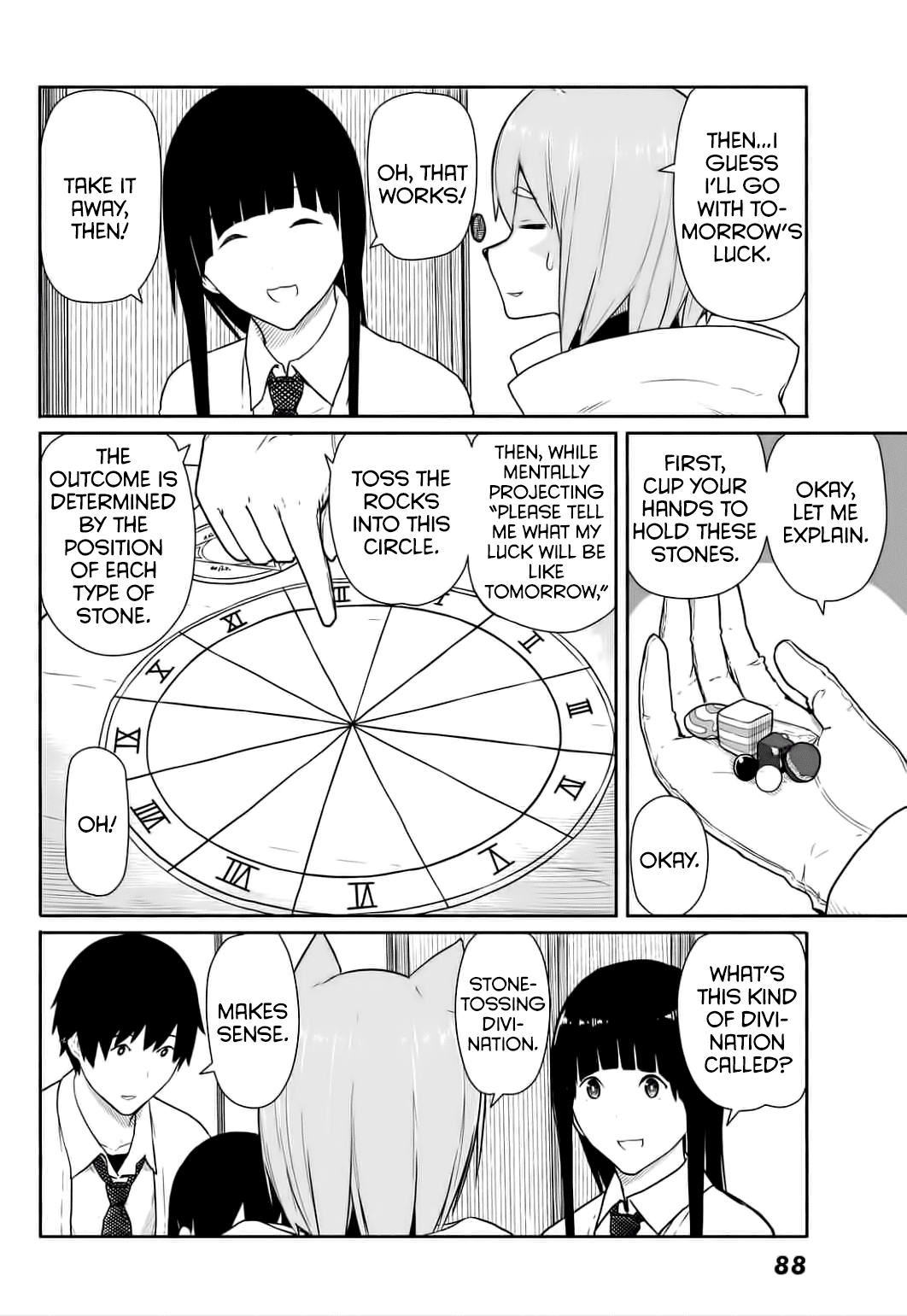 Flying Witch - Chapter 19