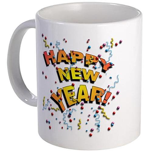 The New Year Mug