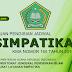 Acuan Pengisian Jadwal Simpatika Sesuai  Lampiran KMA Nomor 165 Tahun 2014
