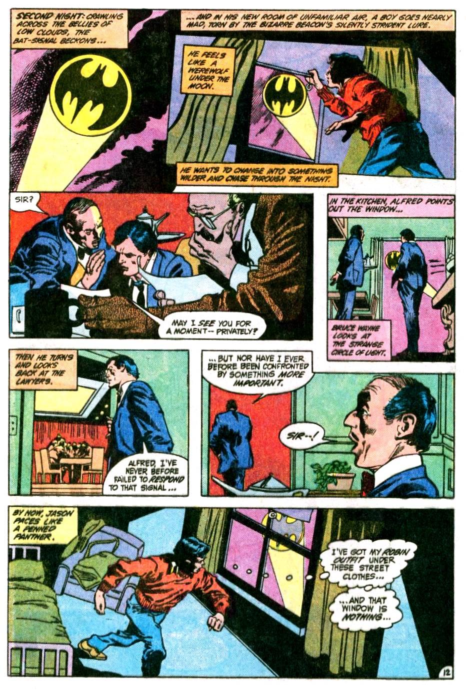 Detective Comics (1937) 542 Page 12