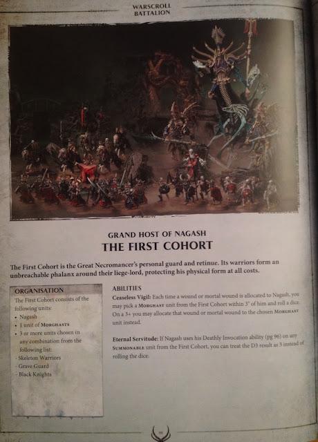 First Cohort Nagash