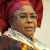 EFCC has reportedly traced a multi-billion Maura property owned by former First Lady Patience