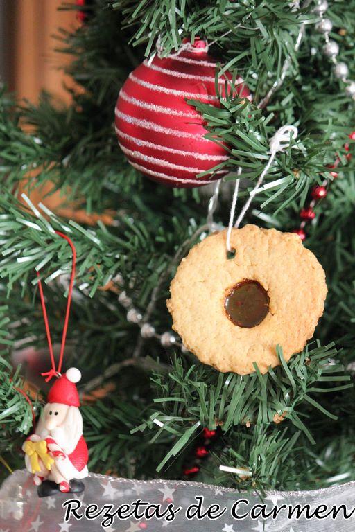 Como decorar el árbol de navidad con galletas