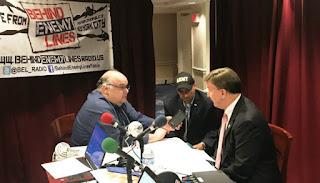 Behind Enemy Lines Radio, Rep, Mike Rogers