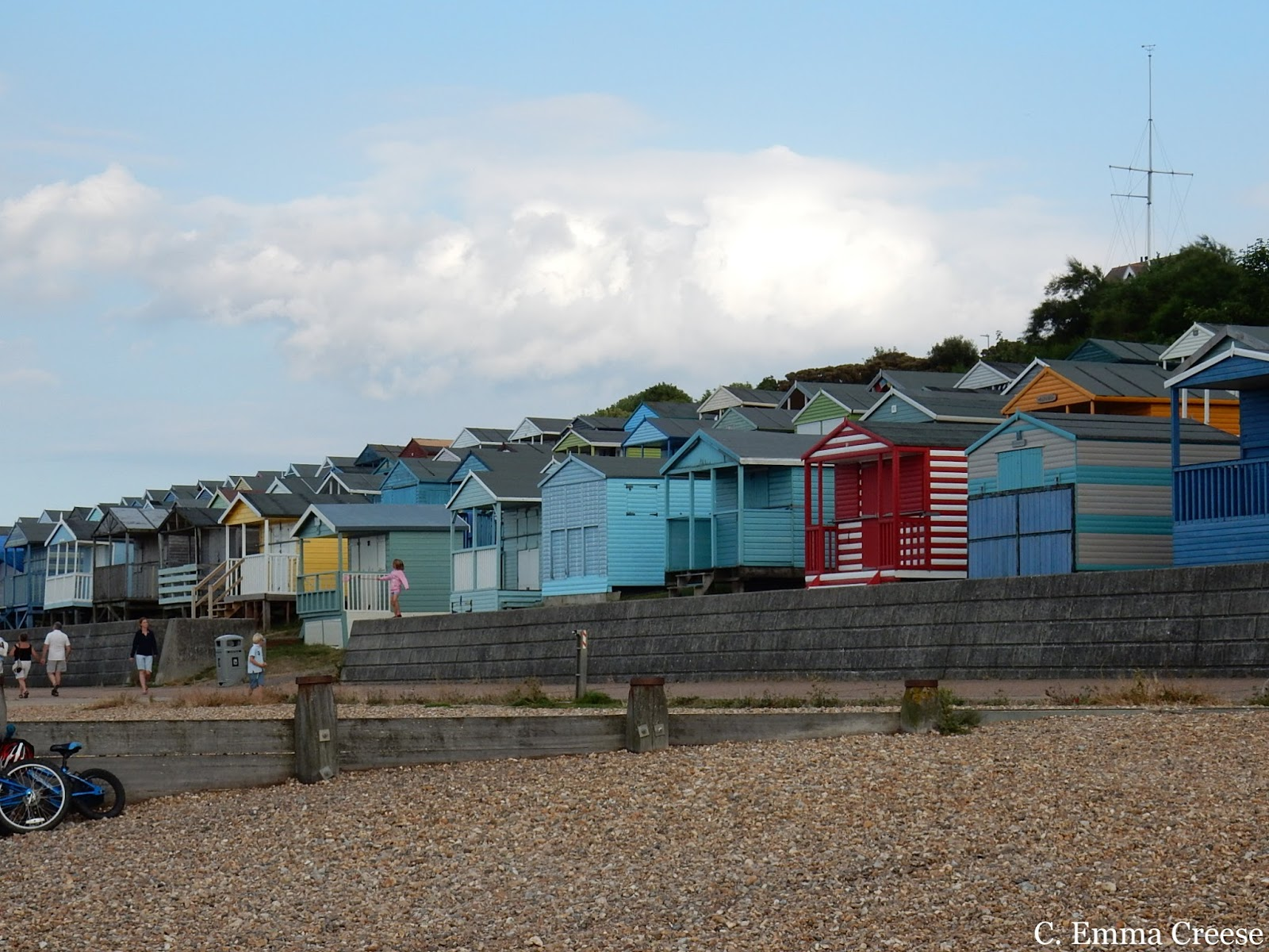Whitstable beach day trip from London Adventures of a London Kiwi