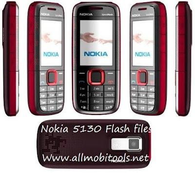 Nokia 5130 Flash File Rm-495 Latest Version V9.98 Free Download