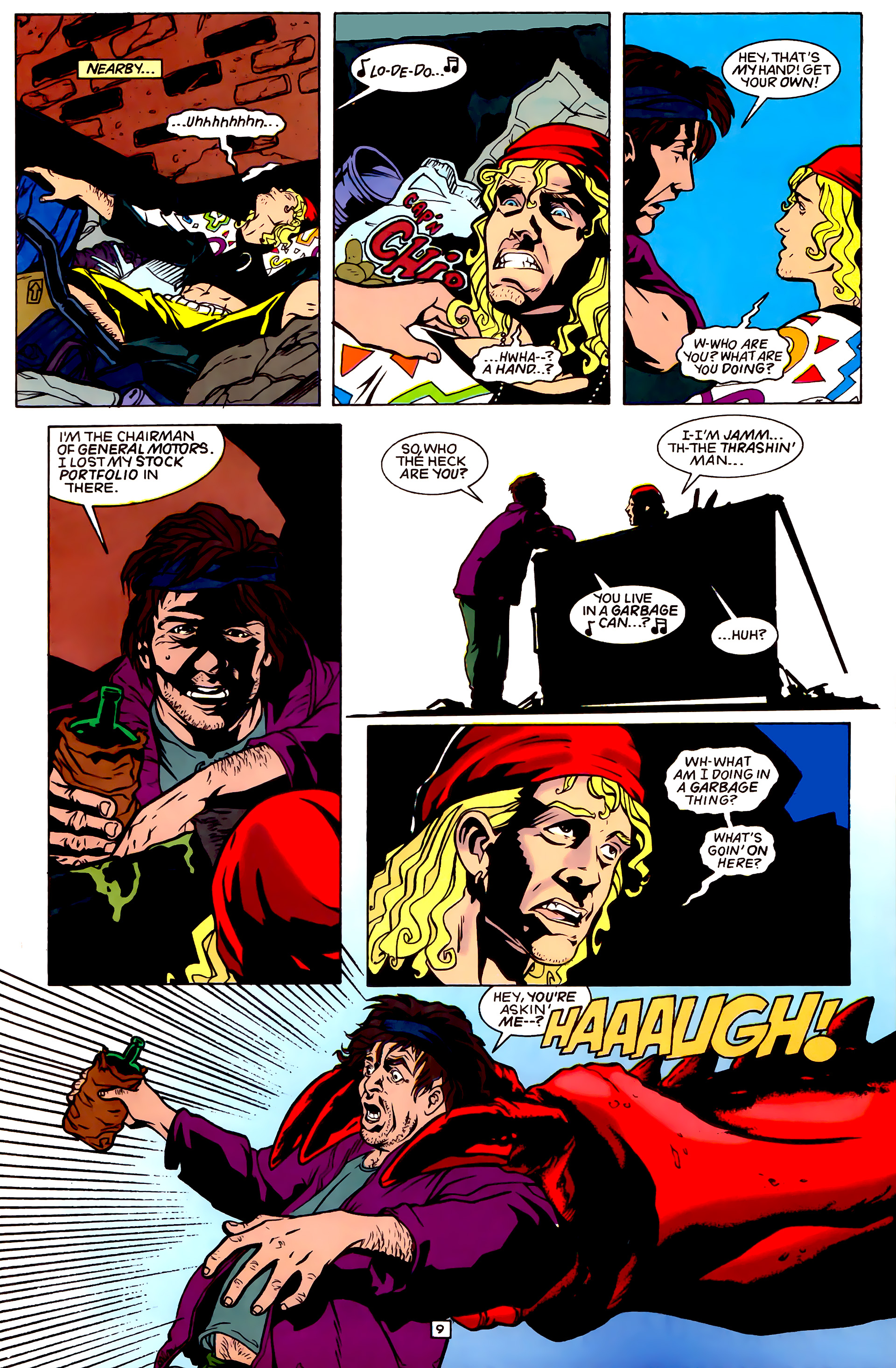 Legion of Super-Heroes (1989) _Annual_4 Page 9