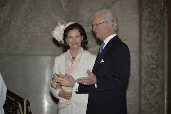 The Banns Of Marriage For Prince Carl Philip And Sofia Hellqvist