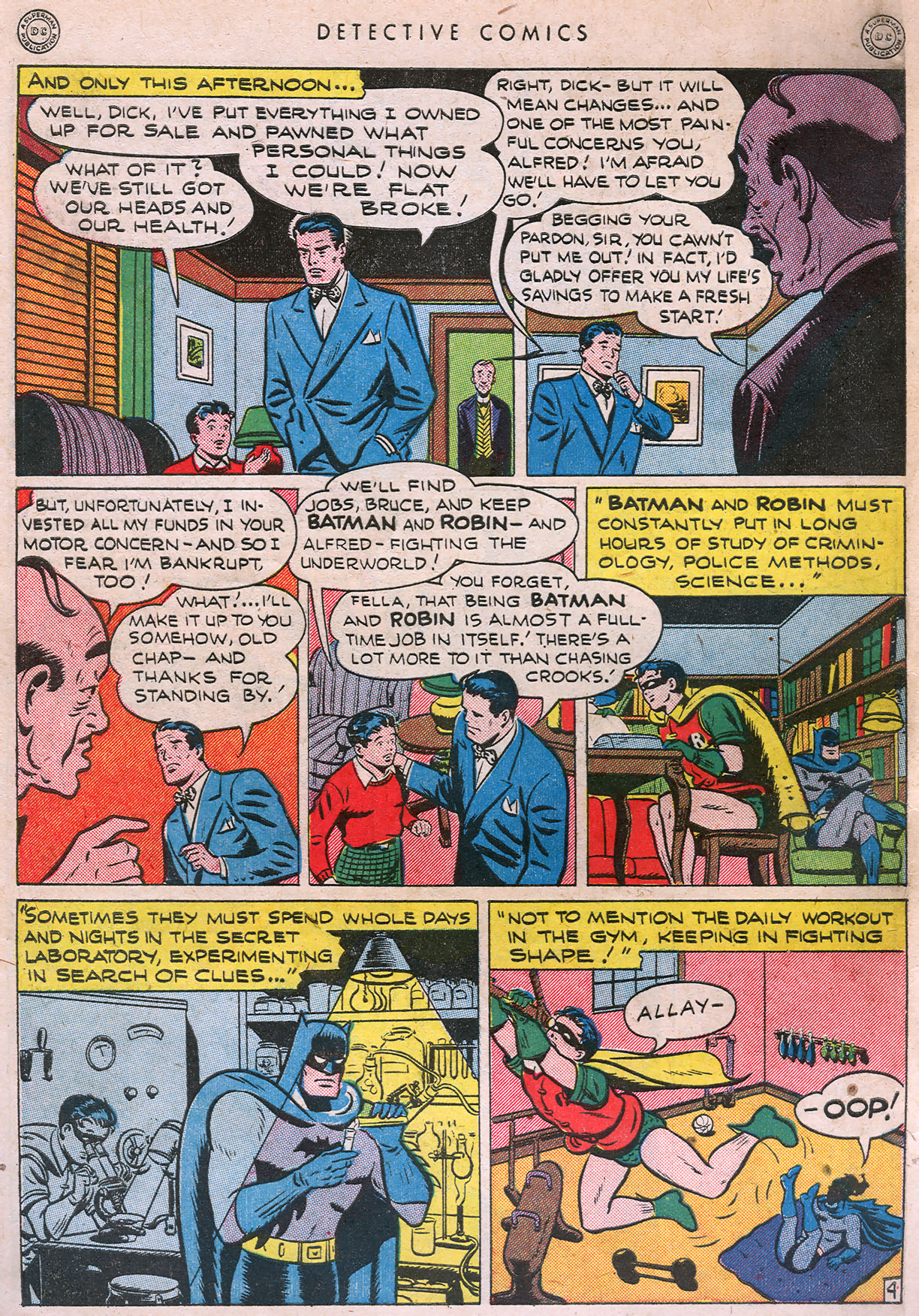 Read online Detective Comics (1937) comic -  Issue #105 - 6