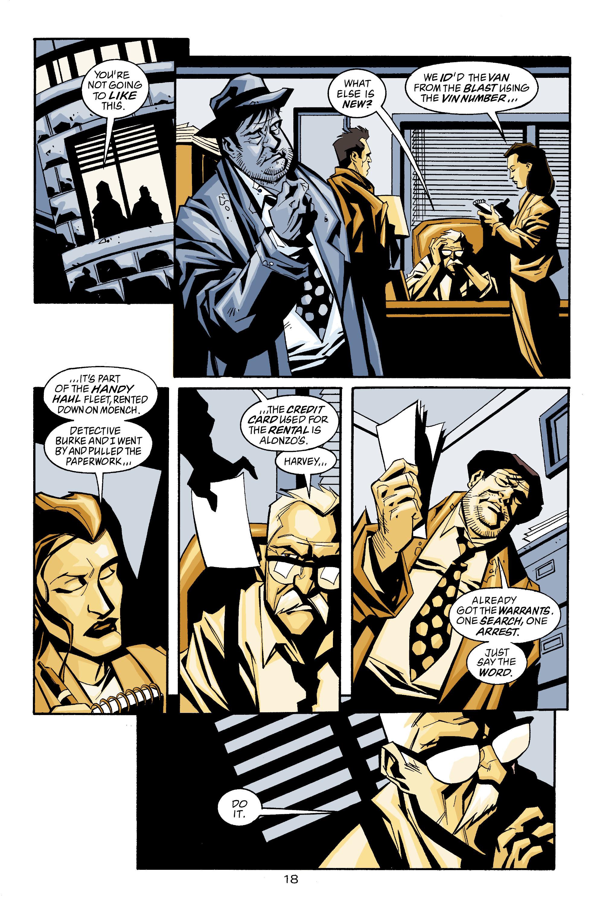 Detective Comics (1937) 748 Page 17