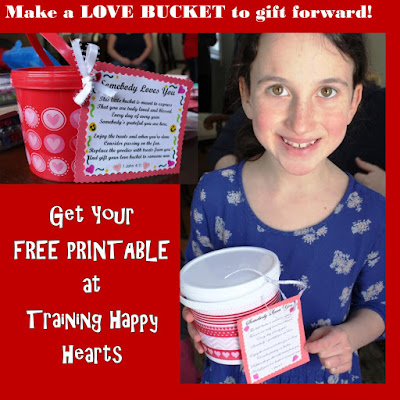 Making Love Buckets