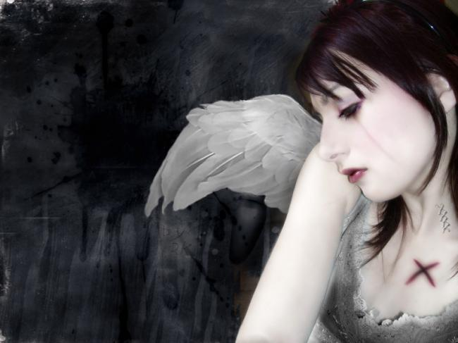 Picture Girls Sad And Crying Profile