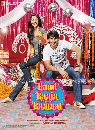 Band Baaja Baaraat 2010 Hindi 400MB BluRay 480p