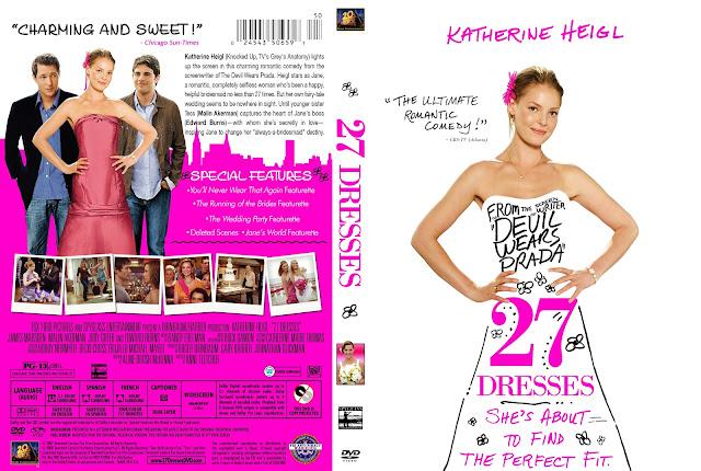 27 Dresses DVD Cover