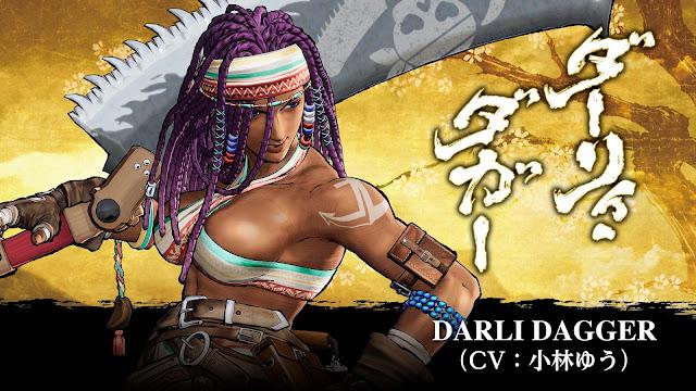 3 Karakter Baru dari Game Samurai Shodown Terungkap!