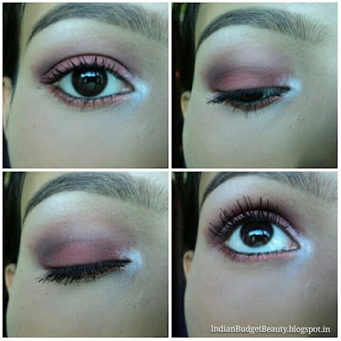 Red & Brown Bridal Eye Makeup TUTORIAL | EOTD