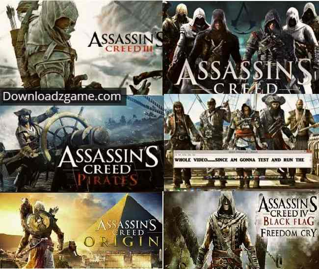 Download Assassin's Creed Game