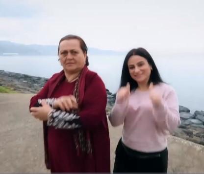 Zuhal Topal'la Sofrada 19 Aralık Gelin Züleyha Kaynanası Nazende Eyüpoğlu