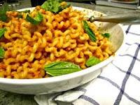 Resep Masakan Pasta Fusilli Bolognese