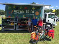 RVAg is working with RVA Food Collaborative and Shalom Farms to bring fresh, health local food to Western Goochland County