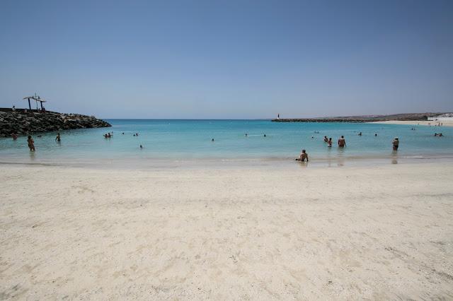 Spiaggia di Puerto del Rosario-Fuerteventura